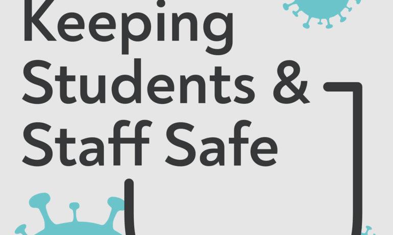 Staying Safe - Covid-19 Leaflet