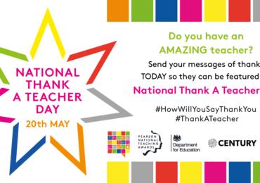 National Thank a Teacher Day