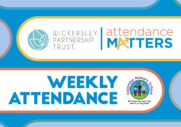 Weekly Attendance W/C 23 November 2020