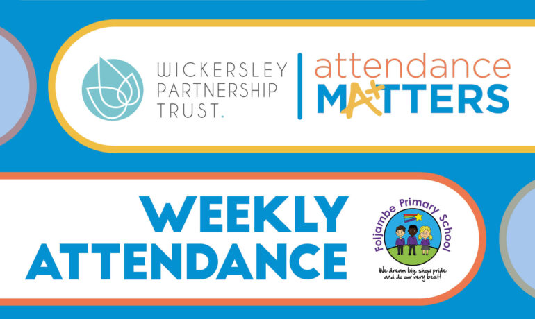 Weekly Attendance W/C 2nd November 2020