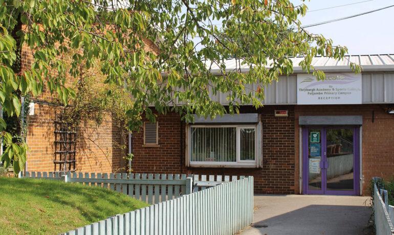 Foljambe Primary School officially joins Wickersley Partnership Trust