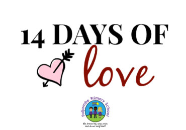 14 Days of Love! 💕