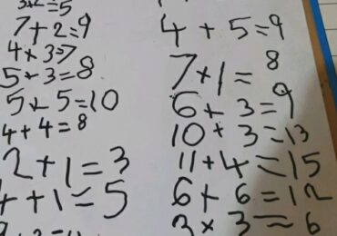 Marvelous Maths Work