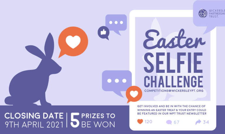 WPT's Easter Selfie Competition - Prizes To Be Won!
